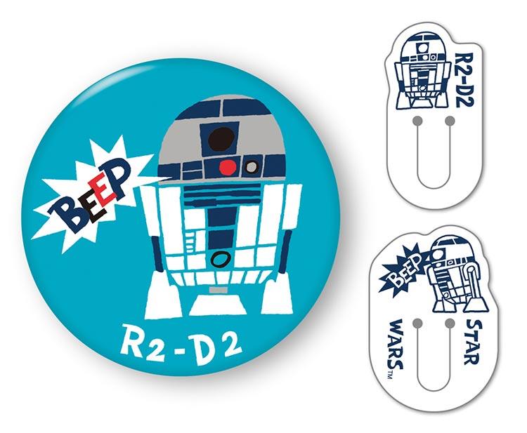 Bev Cl 019 スターウォーズ くりっぷかん Sw R2 D2 ビバリー の商品詳細ページです 日本最大級のジグソーパズル通販専門店 ジグソークラブ