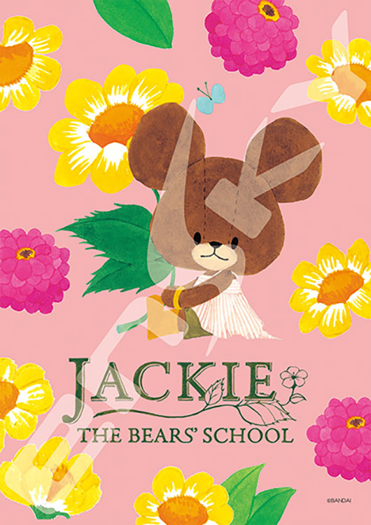 ENS-108-700�@���܂̂��������@little smile JACKIE�@108�s�[�X�@�W�O�\�[�p�Y��