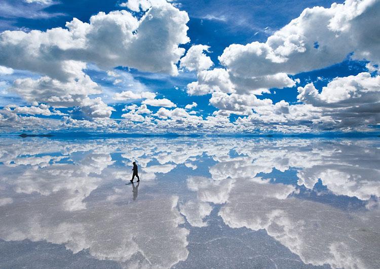 ボリビア ウユニ 塩 湖