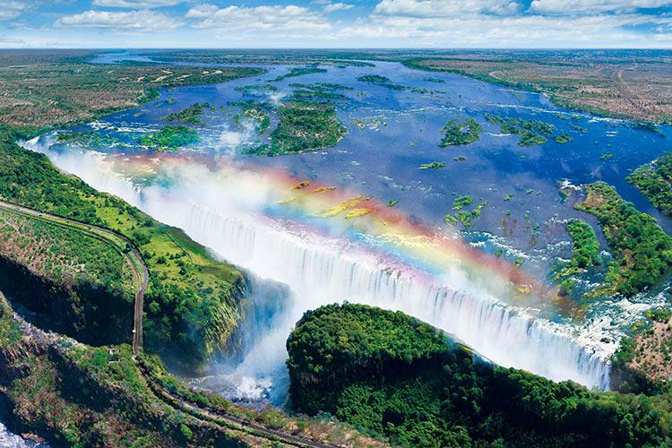 ヴィクトリアの滝の画像 p1_24