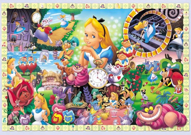 ディズニープリンセスとしても知られる不思議の国のアリス高画質画像まとめ!