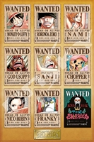 ENS-1000-569 ワンピース NEW WANTED POSTERS 1000ピース ジグソーパズル[CP-O][CP-JA]