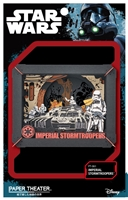 ENS-PT-061 ペーパーシアター IMPERIAL STORMTROOPERS(スターウォーズ ローグワン) 雑貨