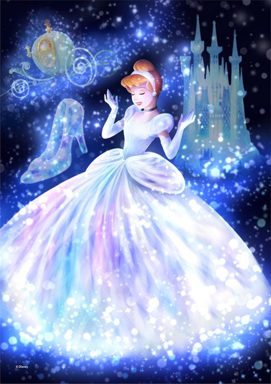 TEN-DSG266-960 ディズニー 魔法の光に包まれて(シンデレラ) 266 ...